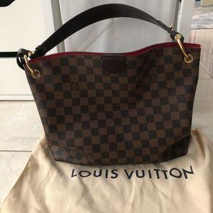 SOLD💙 Louis Vuitton Damier ebene graceful pm